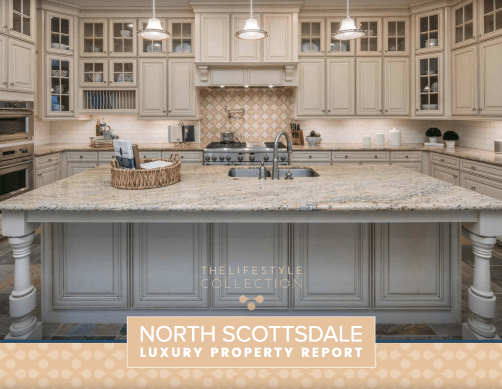 North Scottsdale Luxury Property report