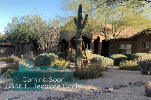Home for Sale in North Scottsdale