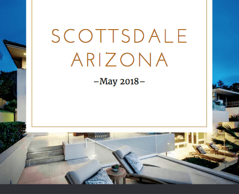 Scottsdale Luxury Property Report for May 2018