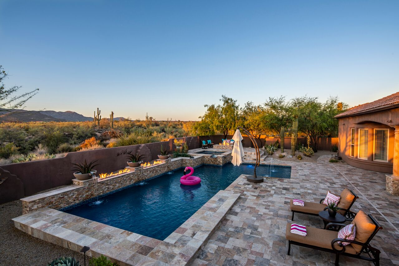 La Buena Vida from The Lifestyle Collection - North Scottsdale Home for Sale