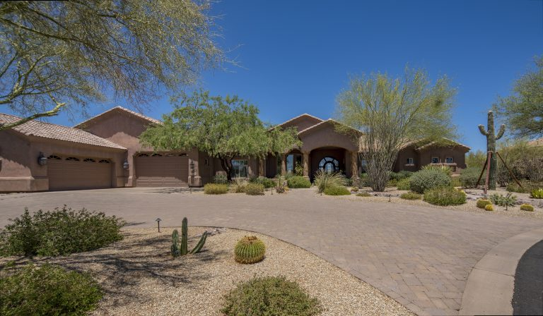 La Buena Vida North Scottsdale Home For Sale