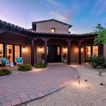 Front of Whisper Rock Luxury Home For Sale