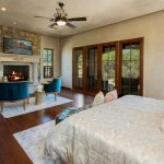 Second view of bedroom Whisper Rock Luxury Home For Sale