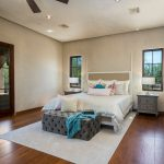 Master Bedroom Whisper Rock Luxury Home For Sale