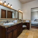 Master hers -Whisper Rock Luxury Home For Sale
