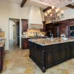 Kitchen View - Whisper Rock Luxury Home For Sale