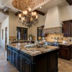 Scottsdale Luxury Property Report for August 2018 - Kitchen Island in Whisper Rock home for sale