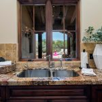 Kitchen sink - Whisper Rock Luxury Home For Sale