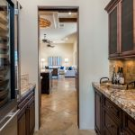 Butler's Pantry at Whisper Rock Luxury Home For Sale