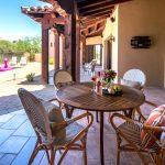 Lunch spot - Whisper Rock Luxury Home For Sale