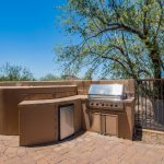 Outdoor BBQ - Whisper Rock Luxury Home For Sale