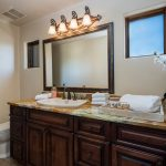 Casita Bathroom at Whisper Rock Luxury Home For Sale