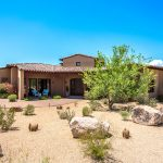 Front View - Whisper Rock Luxury Home For Sale