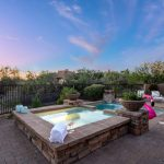 Spa at Whisper Rock Luxury Home For Sale