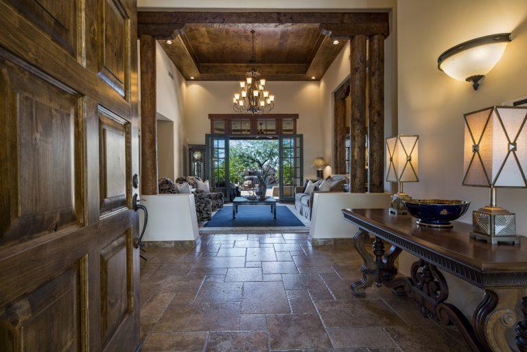 Cascada at Whisper Rock - living room