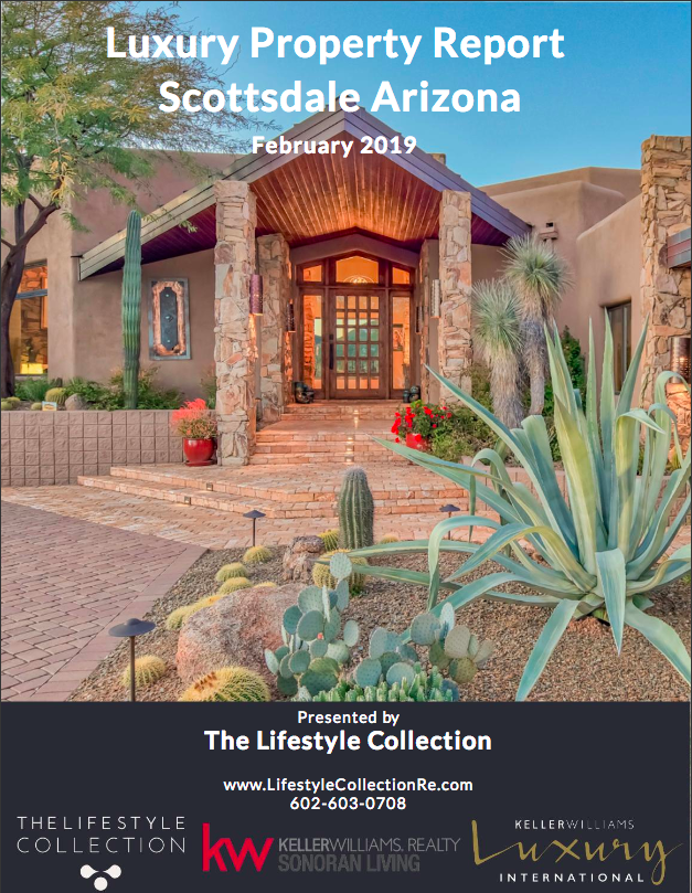 Scottsdale Luxury Property Report For February, 2019
