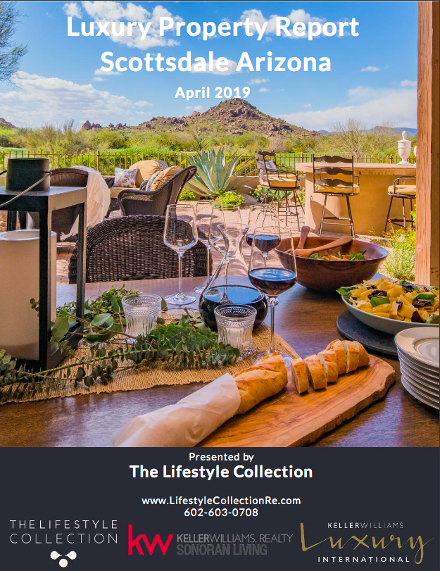 Scottsdale Luxury Property Report For April, 2019