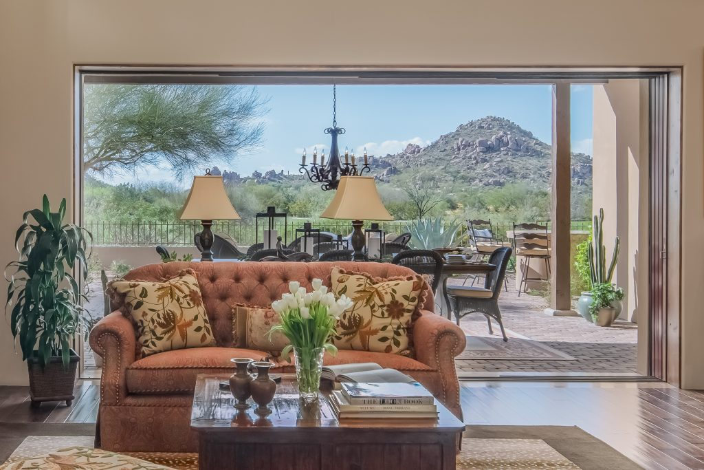 Villa Verde at Whisper Rock Estates in North Scottsdale