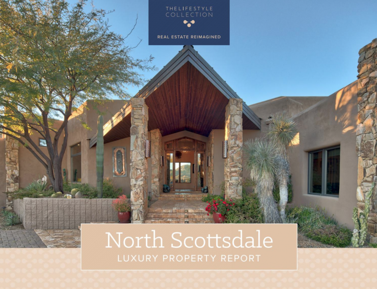 The Lifestyle Collection North Scottsdale Luxury Property Report - May 2019