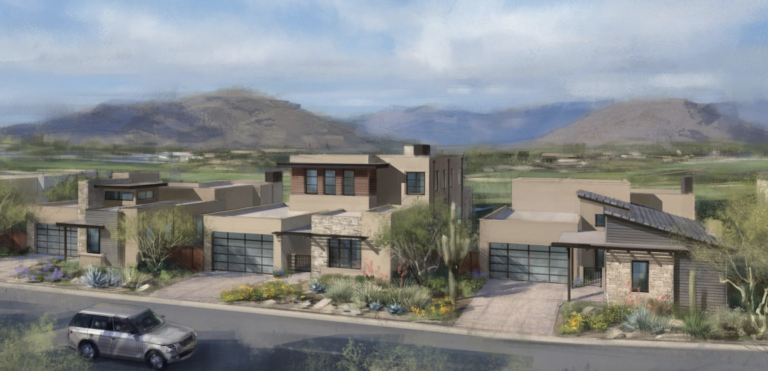 Semi custom homes built by Camelot Homes