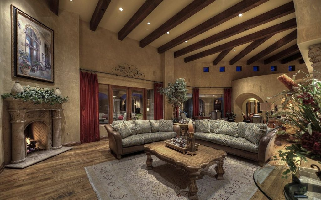 Tuscan Style Home In Scottsdale - Whisper Rock Home For Sale - North Scottsdale Real Estate