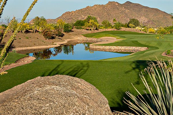 Desert Mountain in North Scottsdale