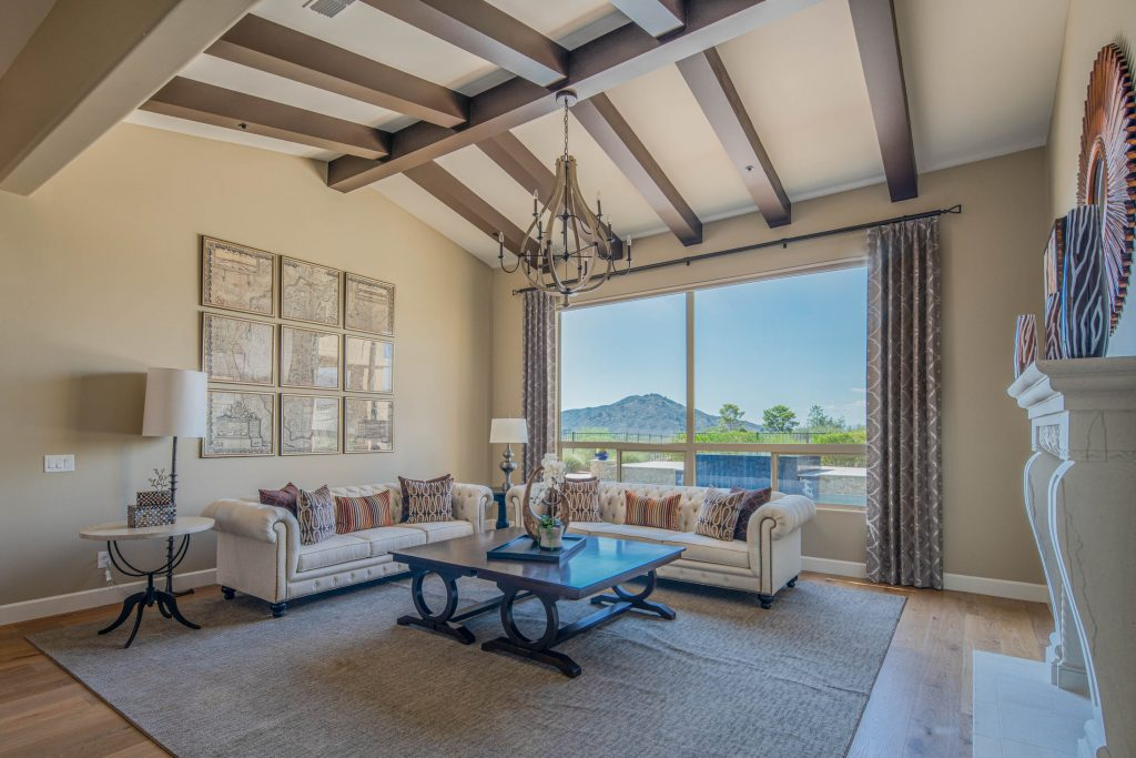 Villa Serena at Sierra Highlands in North Scottsdale