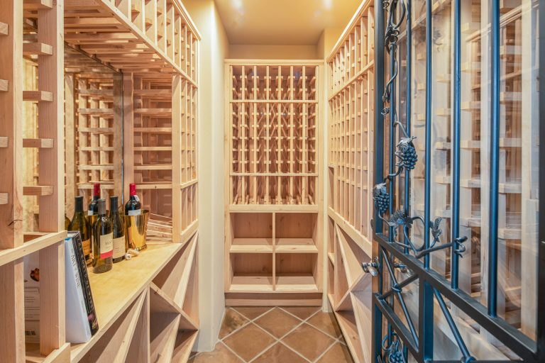 720 bottle wine cellar in North Scottsdale