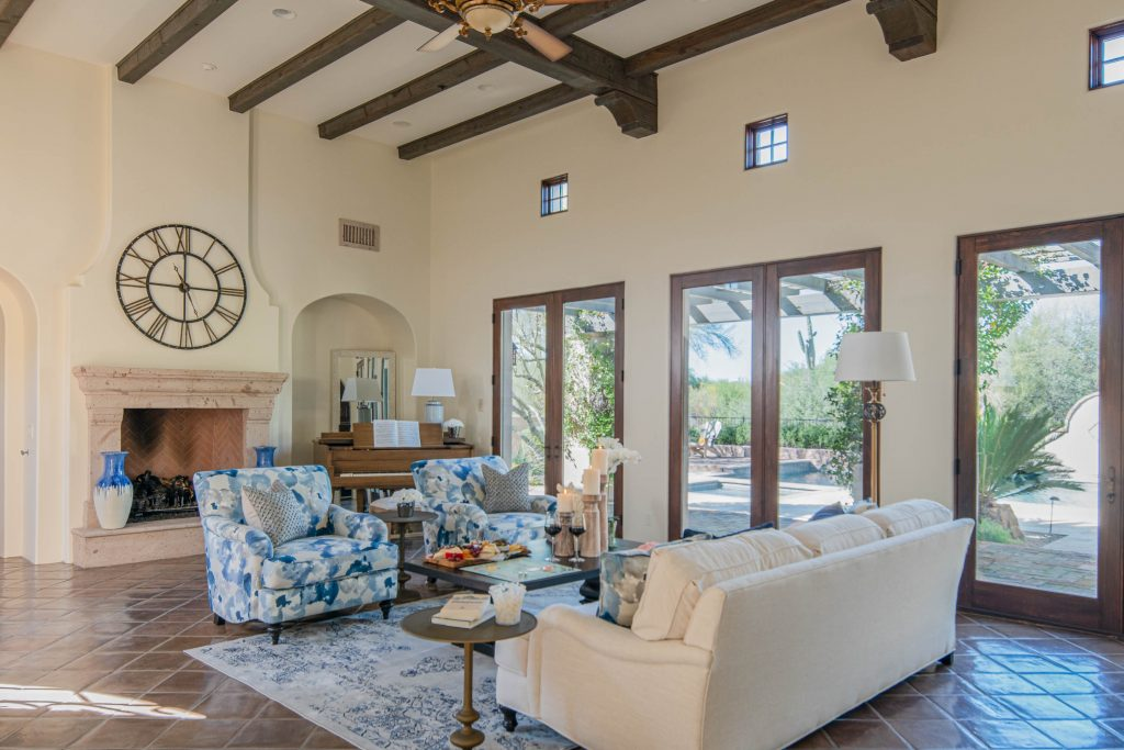 Old world charm in North Scottsdale