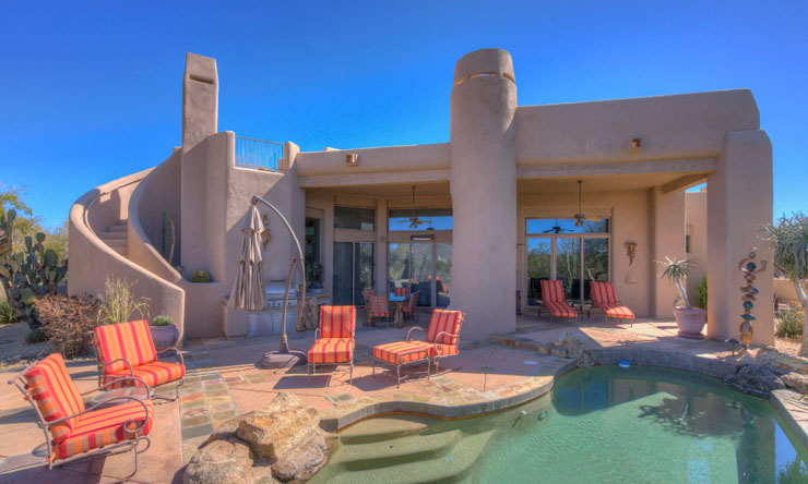 Real estate in The Boulders in North Scottsdale