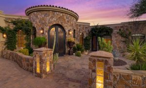 Tuscan style in Estancia