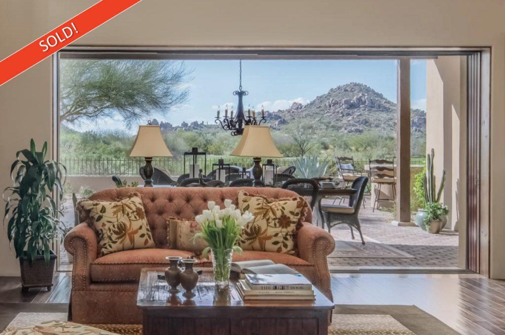 Whisper Rock Villa Sold!