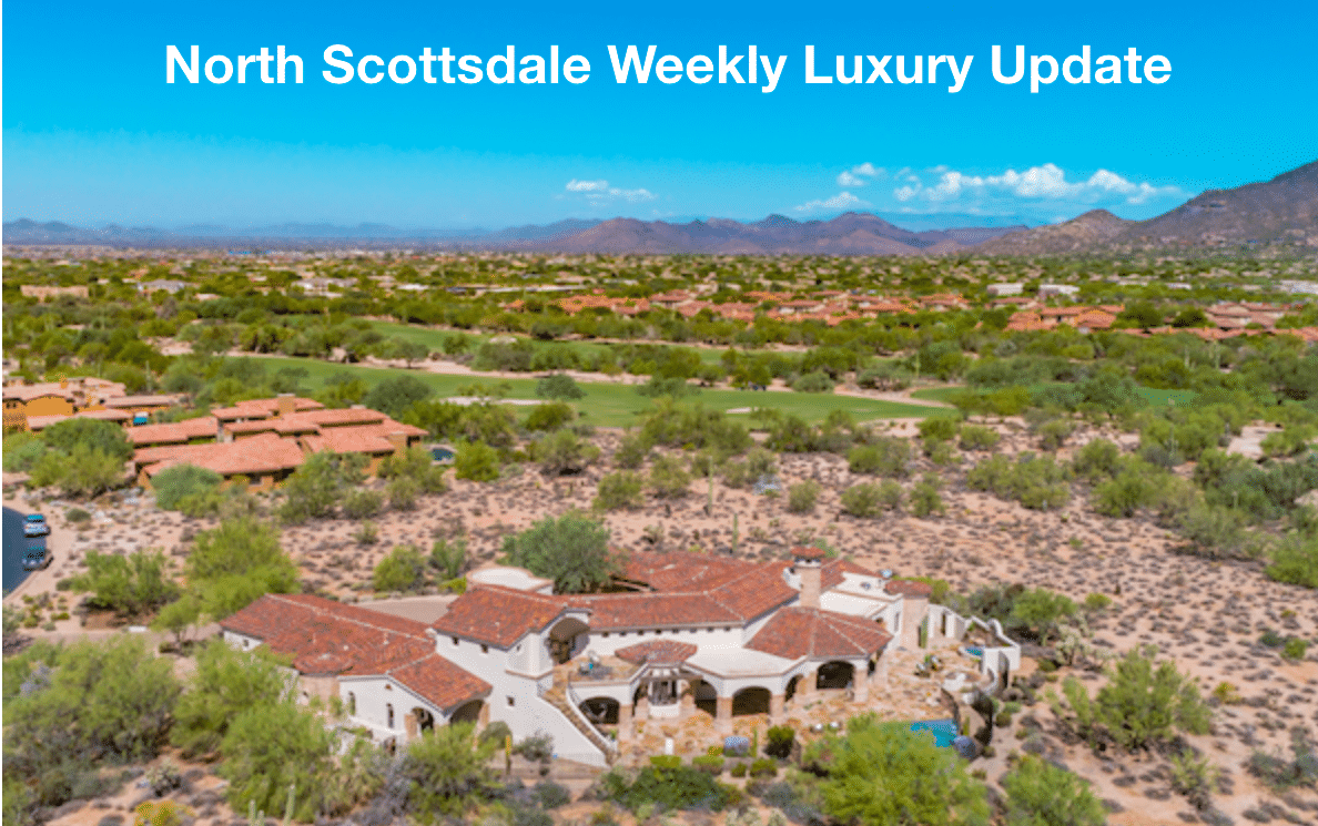 Scottsdale Weekly Listing Report