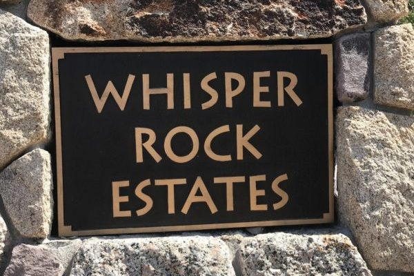 WHISPER ROCK LOTS FOR SALE