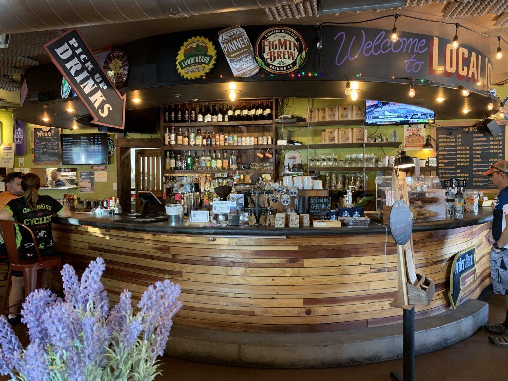 Local Jonnys is a restaurant and bar in Cave Creek AZ