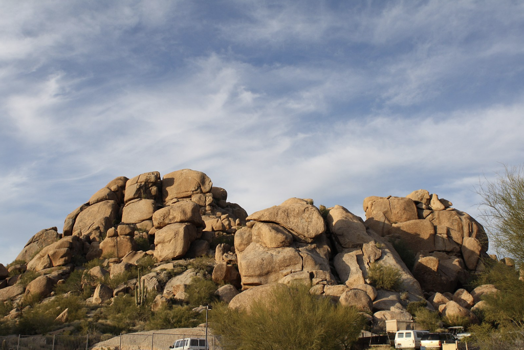 The Boulders in Scottsdale and Care Free Arizona offers some of the areas desirable real estate.