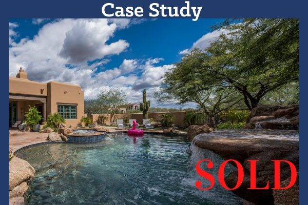 Whisper Rock Home Sold