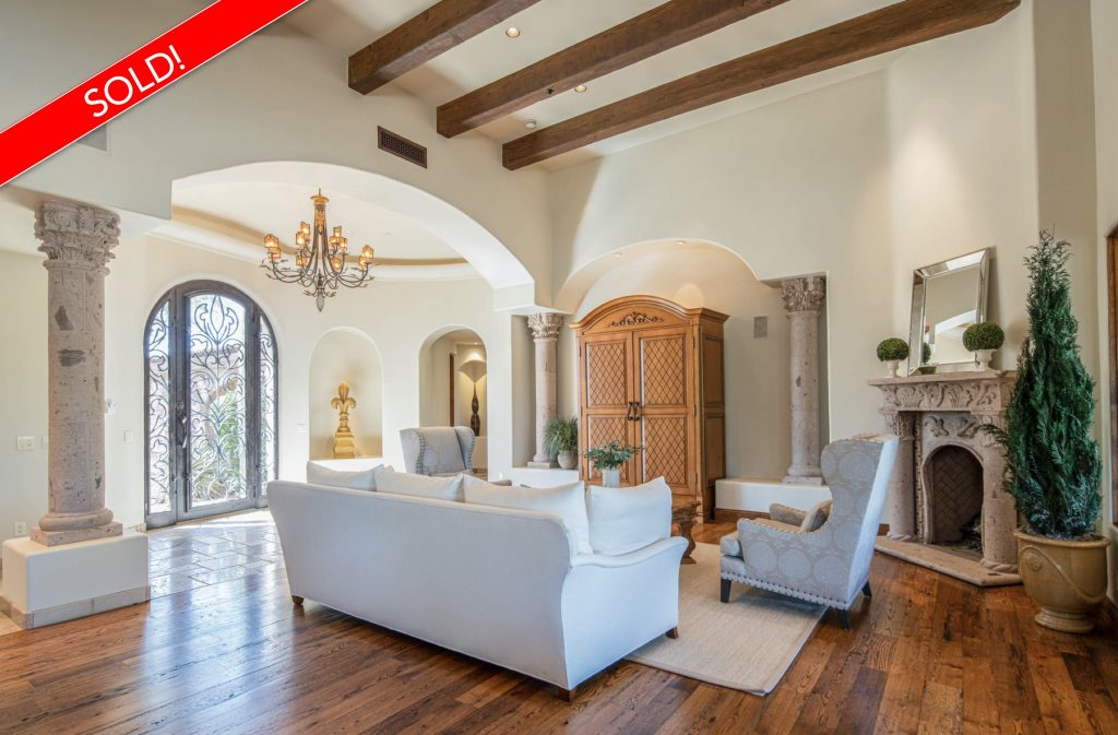 Villa Bella Sold